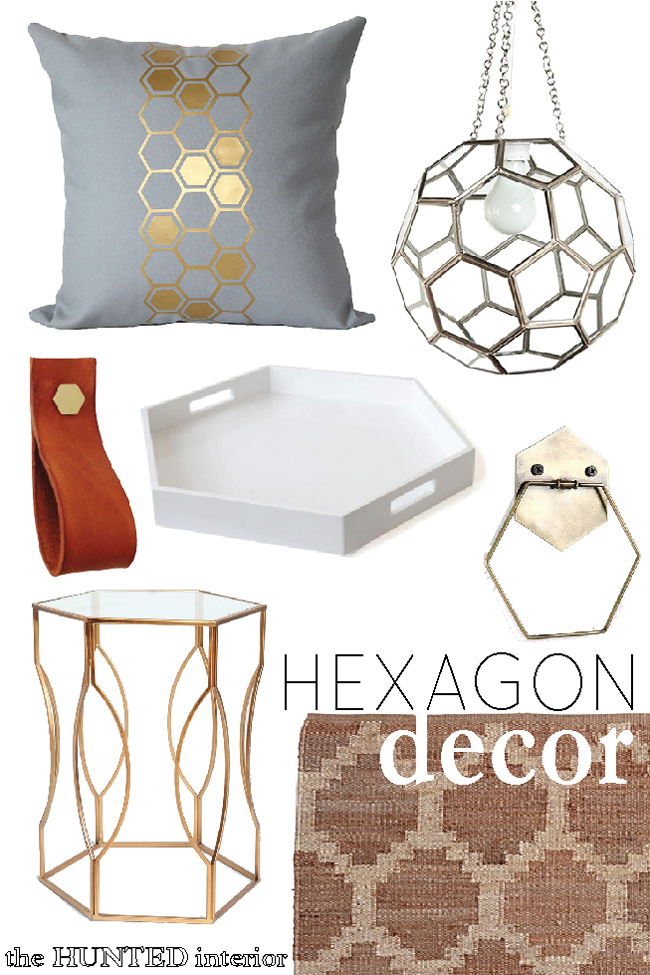Hexagon The Hunted Interior
