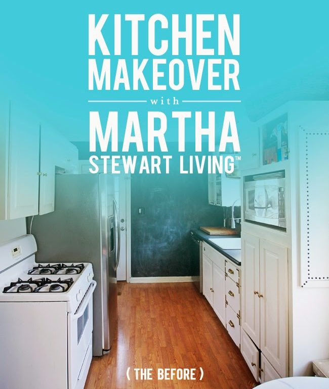 Kitchen Makeover With Martha Living